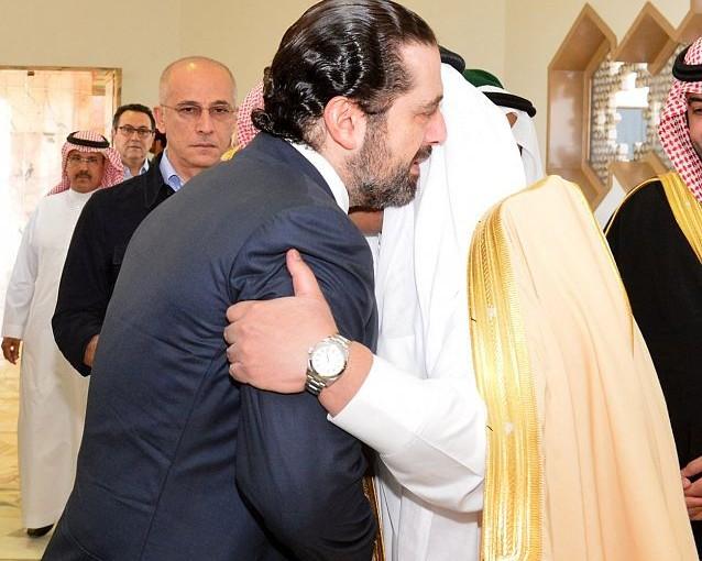 Pr Minister Saad Hariri Left Saudi Arabia