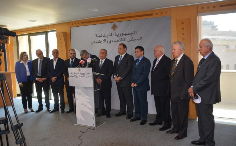 Minister of Tourism Visits the Economic Council