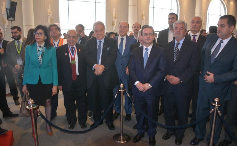 Minister of Tourism At Biel Pavillion
