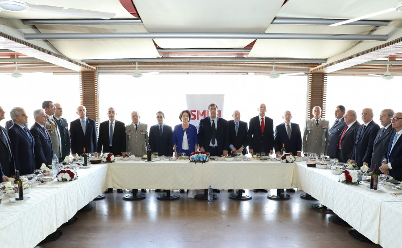 Lunch Hosted By Veterans and the Legion of Honor at ATCL