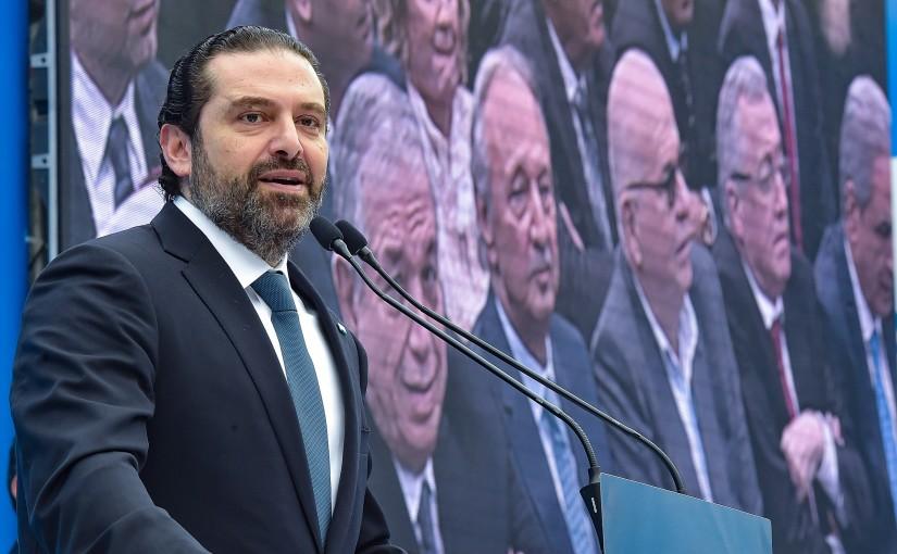 Pr Minister Saad Hariri at Tripoly