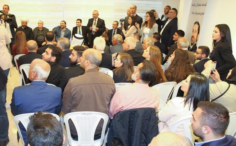 Tour for Pr Minister Saad Hariri in Beirut