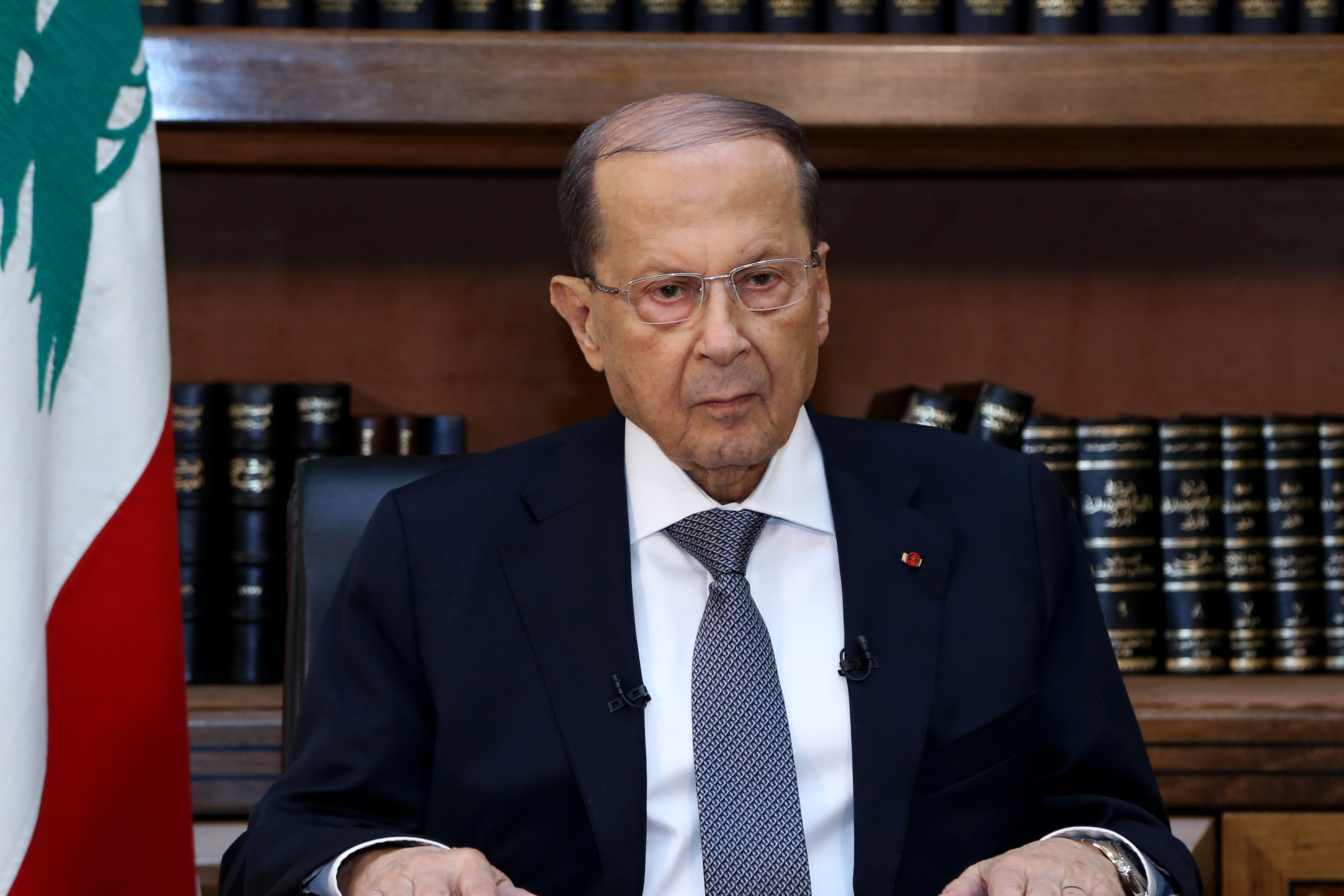 Presidential message to the Lebanese before parliamentary elections