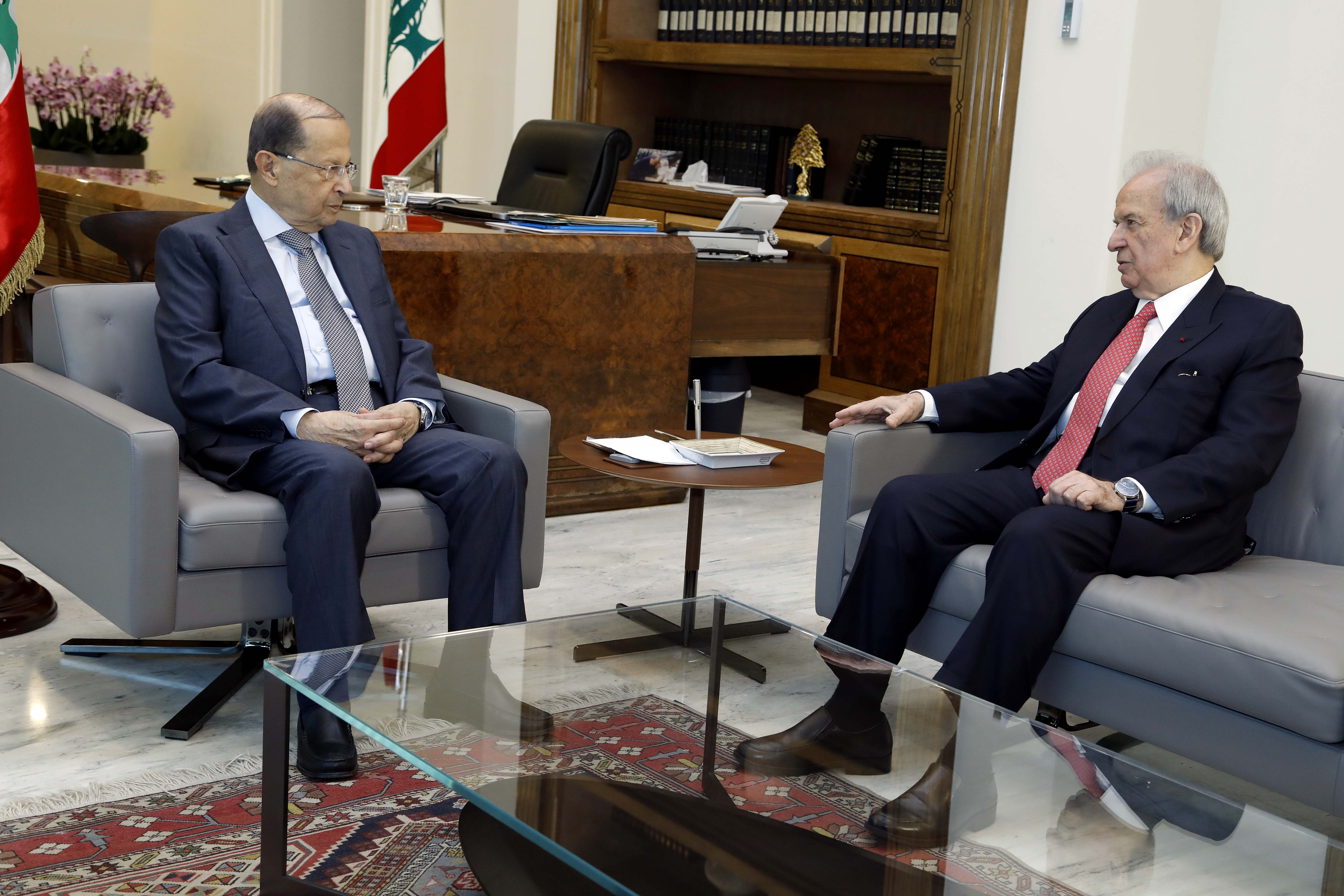 1 - Minister Marwan Hamadeh