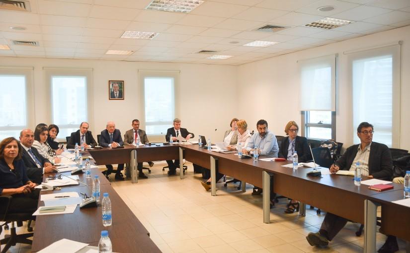 Minister Marwan Hemade meets German Ambassador