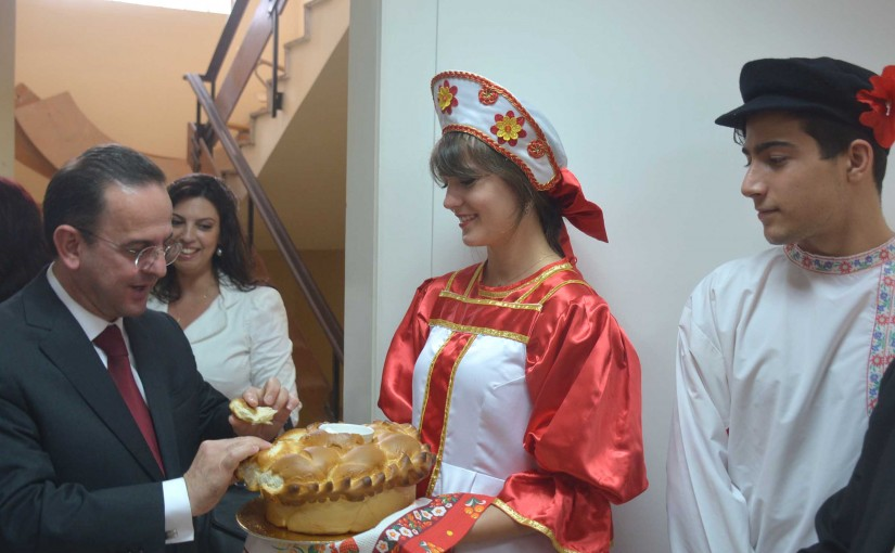 Minister Avedis Kadanian Attends The Lebanese – Russian Tourism Day