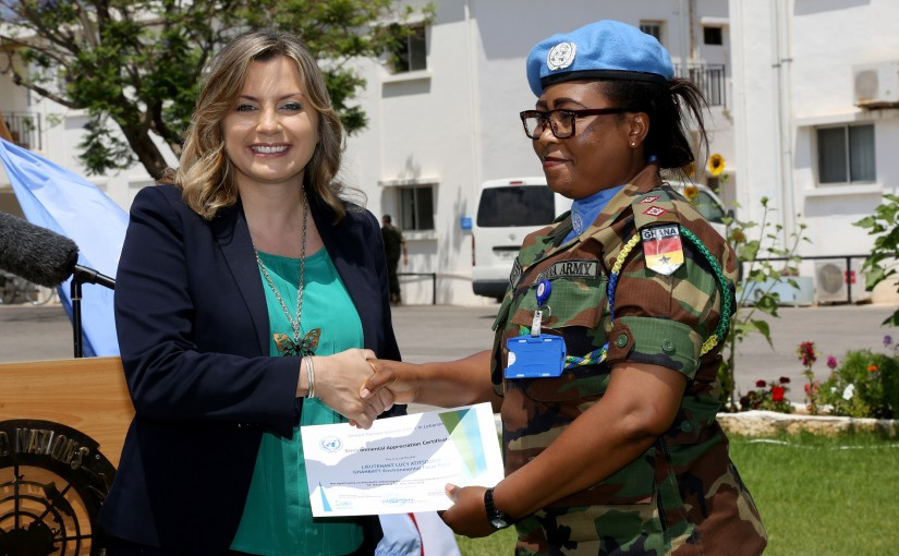 World Environment Day (UNIFIL) Beat Plastic Pollution