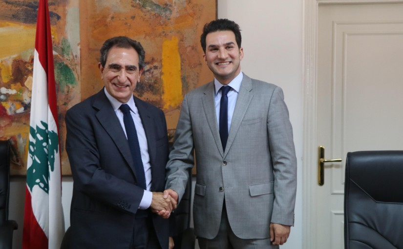 Signing Agreement Between Ministry of Culture & Opera di Roma