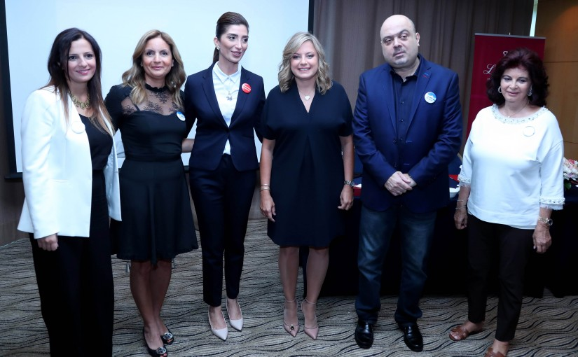 National Commission For Lebanese Women & Dekweneh Municipality Support The First Lebanese Women to Climb The Seven Peaks in The World