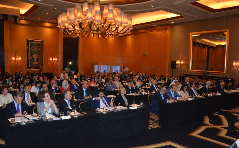 Conference of Managing Arbitration Procedures in the Arab world at Four Seasons Hotel