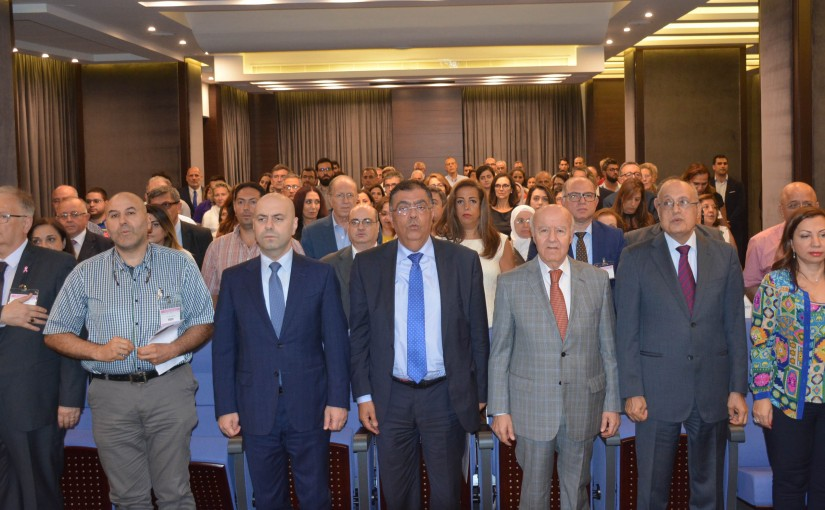 Inauguration Ceremony of the Seventh Day on Breast Health in the Mediterranean Region