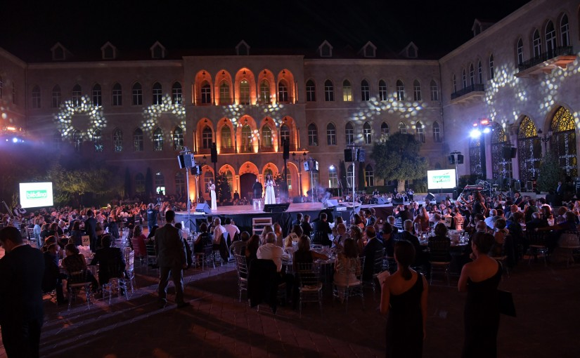 Diner Hosted By Pr Minister Saad Hariri at the Grand Serail