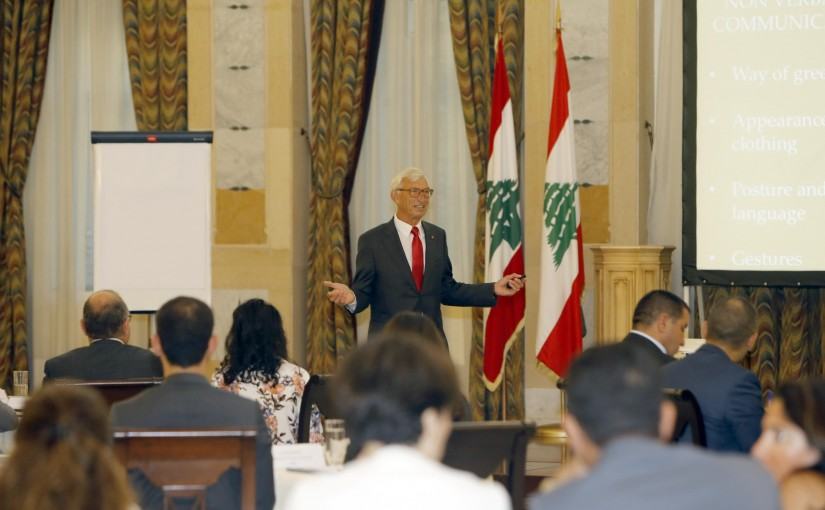 The Directorate of Protocol in the Presidency of the Council of Ministers, in coordination with Prime Protocol, organizes a training course in international ceremonies