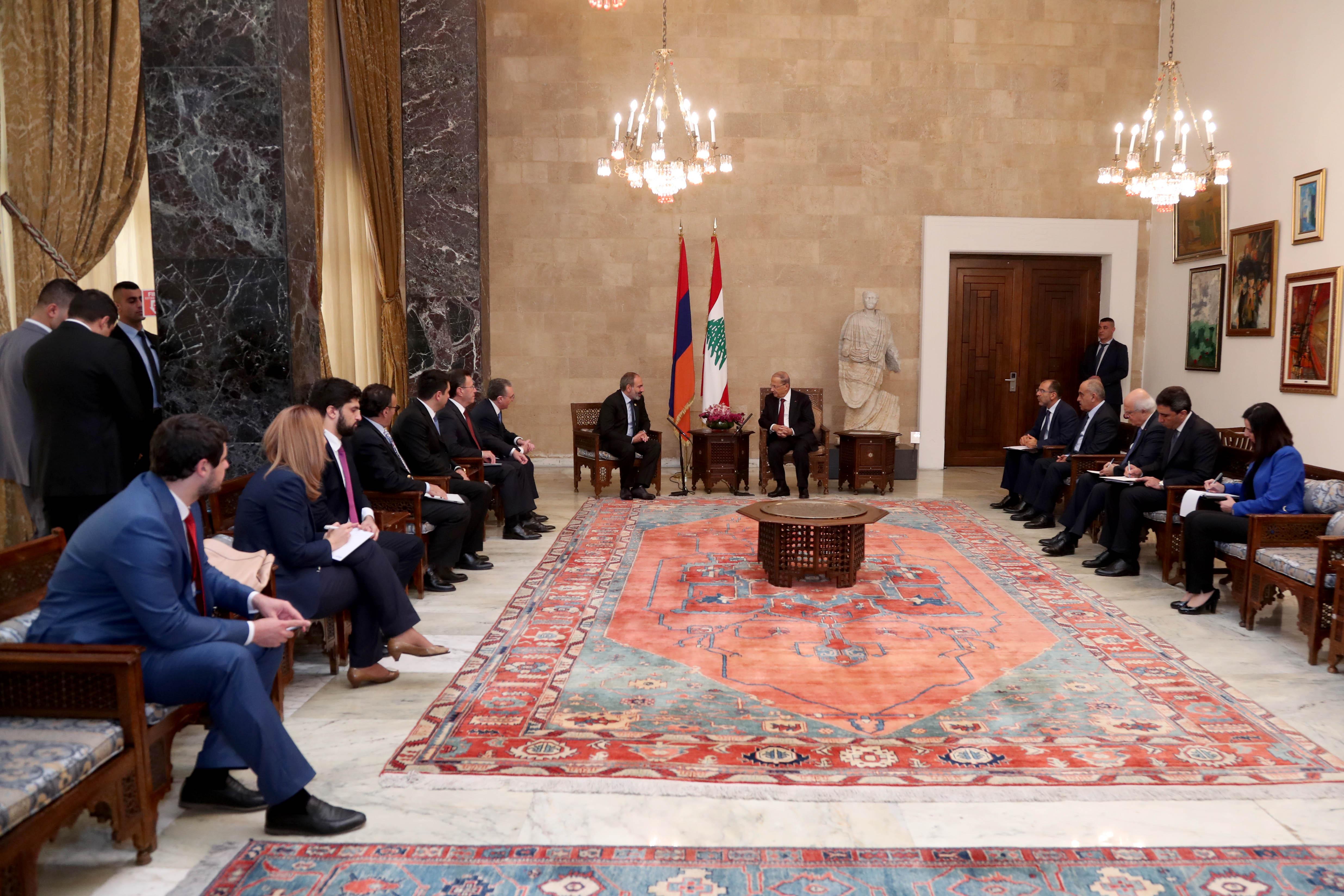 1 - Armenian Pr Minister Nikol Pashinyan 3