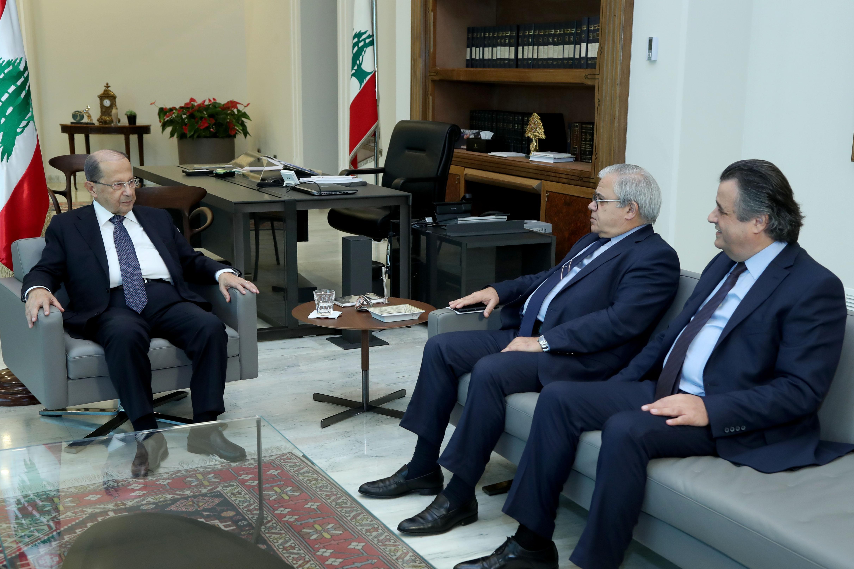 3 - MP Mario Aoun & MP Roger Azar