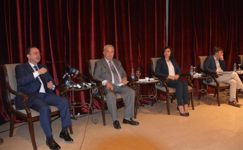Seminar on Mine Risk Education at Phoenicia Hotel