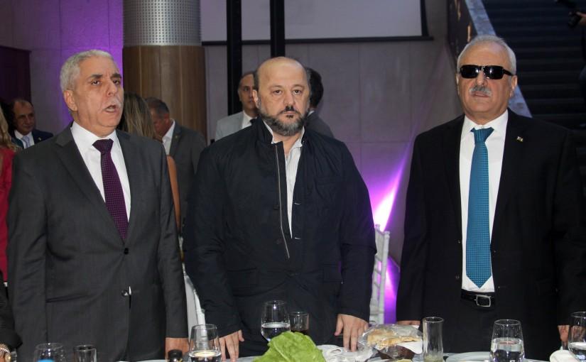 Minister Melhem Riachi Attends a diner at Finik Restaurant