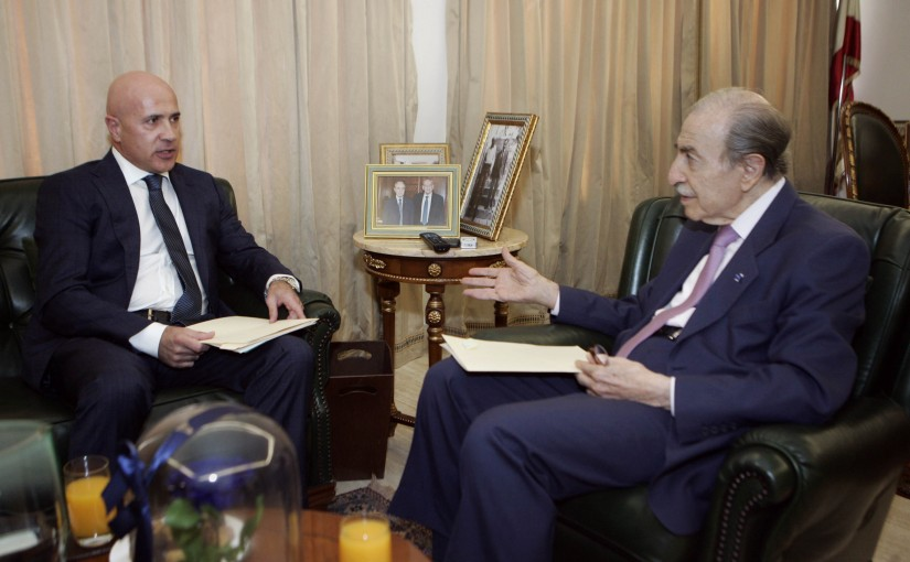 MP Anwar Khalil meets Argentina Ambassador