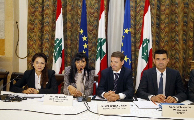 European Union Conference at the Grand Serail