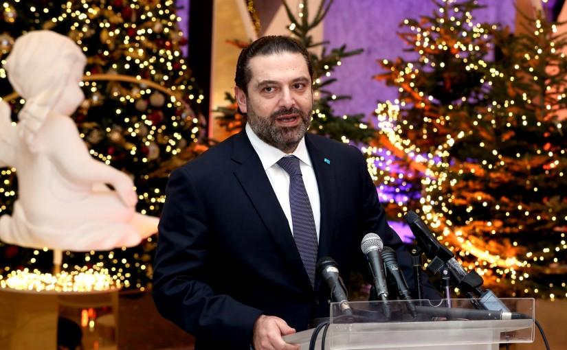 President Michel Aoun meets Pr. Minister Saad Hariri.