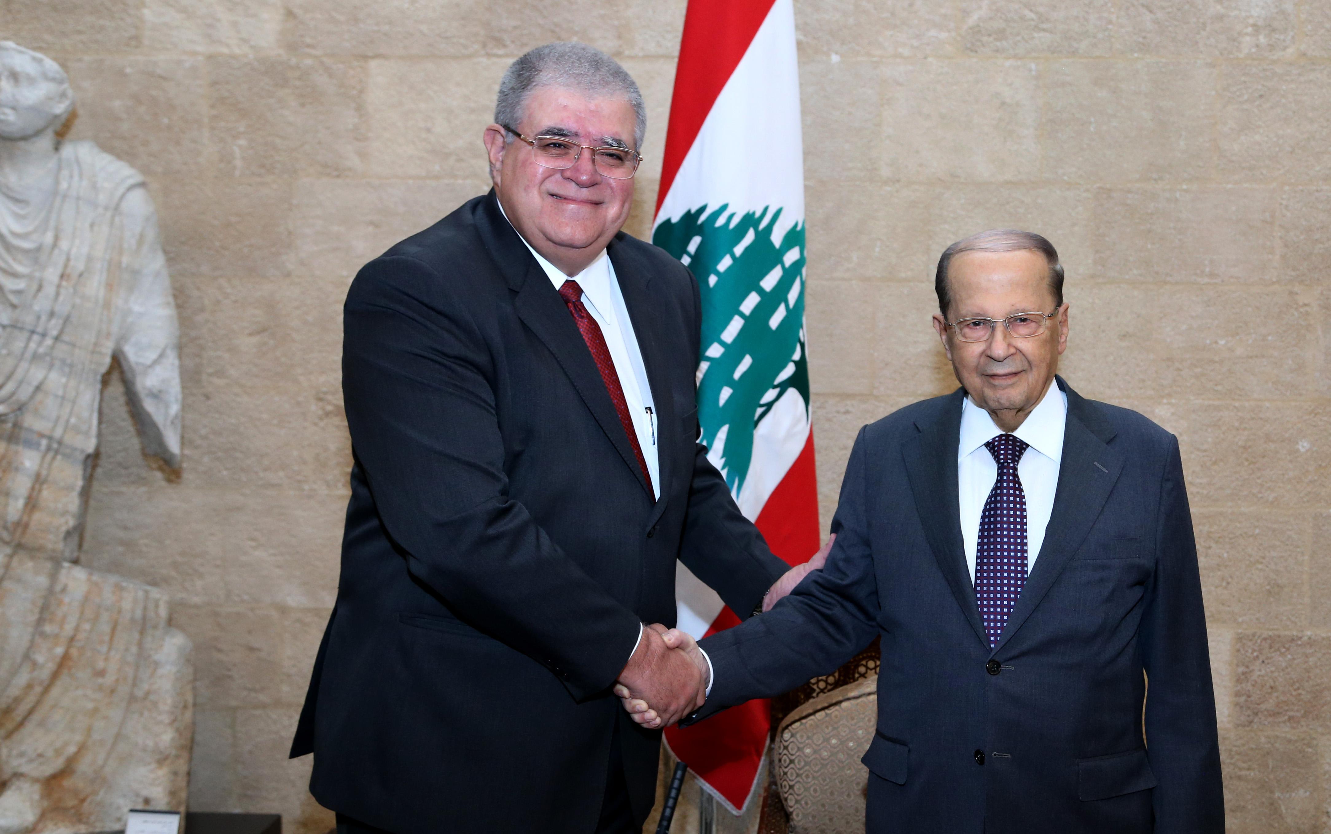 meets Minister Carlos Eduardo Xavier Marun with a delegation (1)