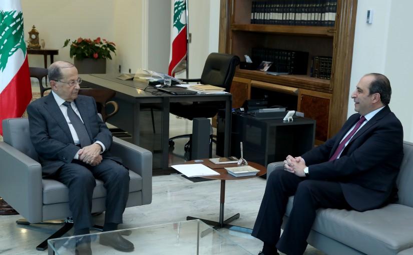 1 - Lebanese Ambassador to Korea Antoine Azam