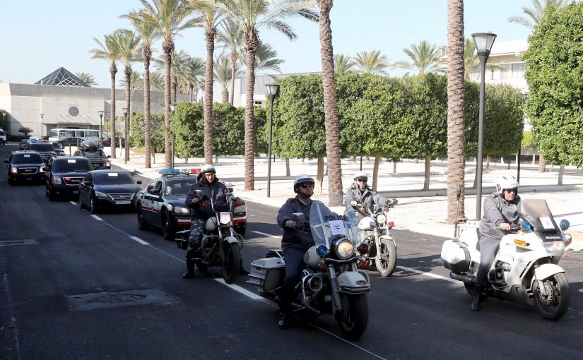 Prouva for the Arab Economic Summit