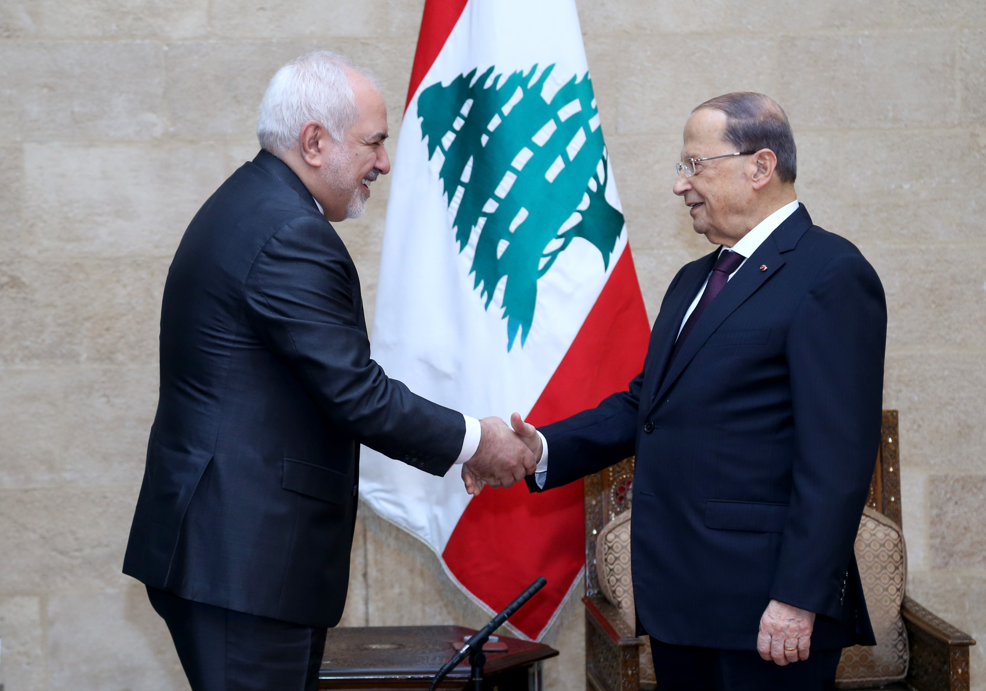 1 - Minister Dr Mouhamad Jawad Zarif (1)