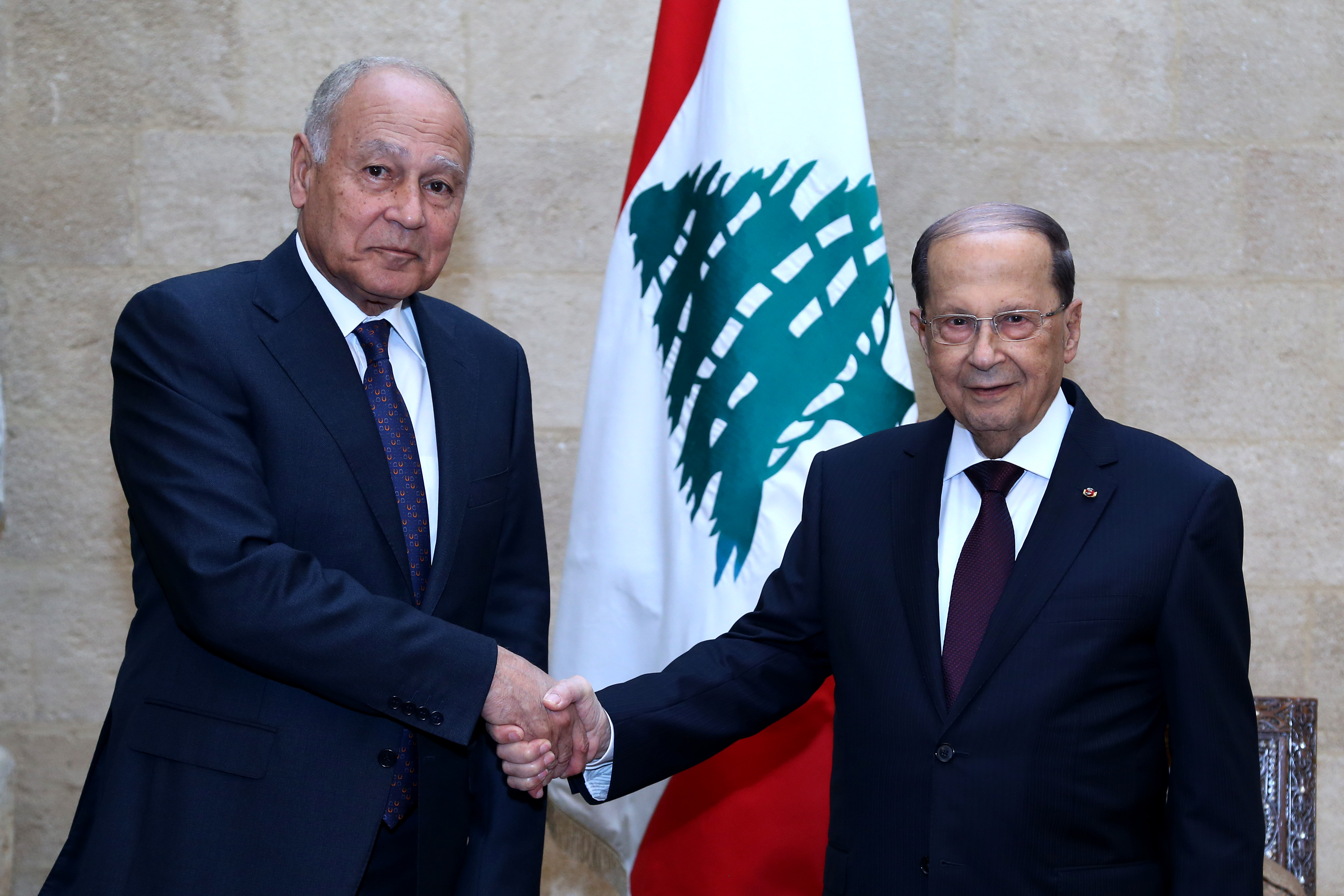 2 -   Ahmed Aboul Gheit Secretary-General (2)