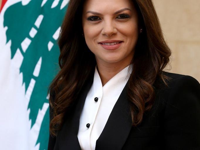 Minister Viollette Safadi