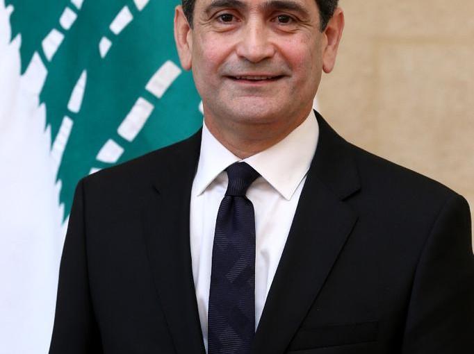 Minister Richard Kouyomdjian