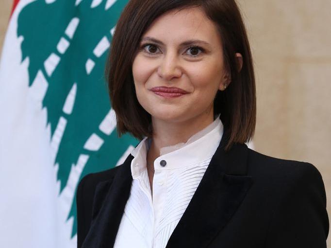 Minister Nada Boustani