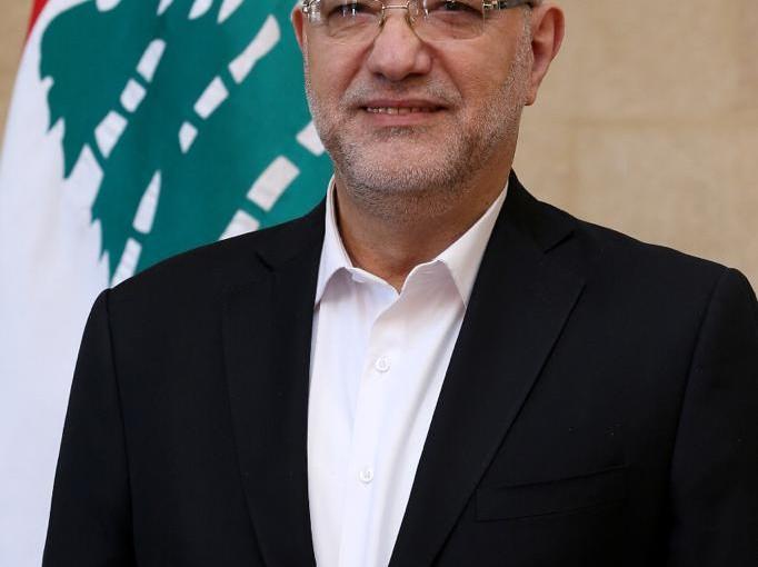Minister Mahmoud Koumati