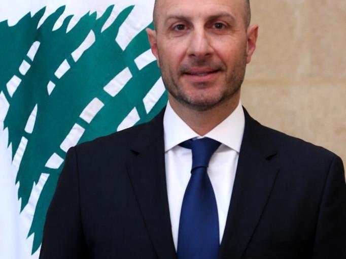 Minister Fadi Jraysati
