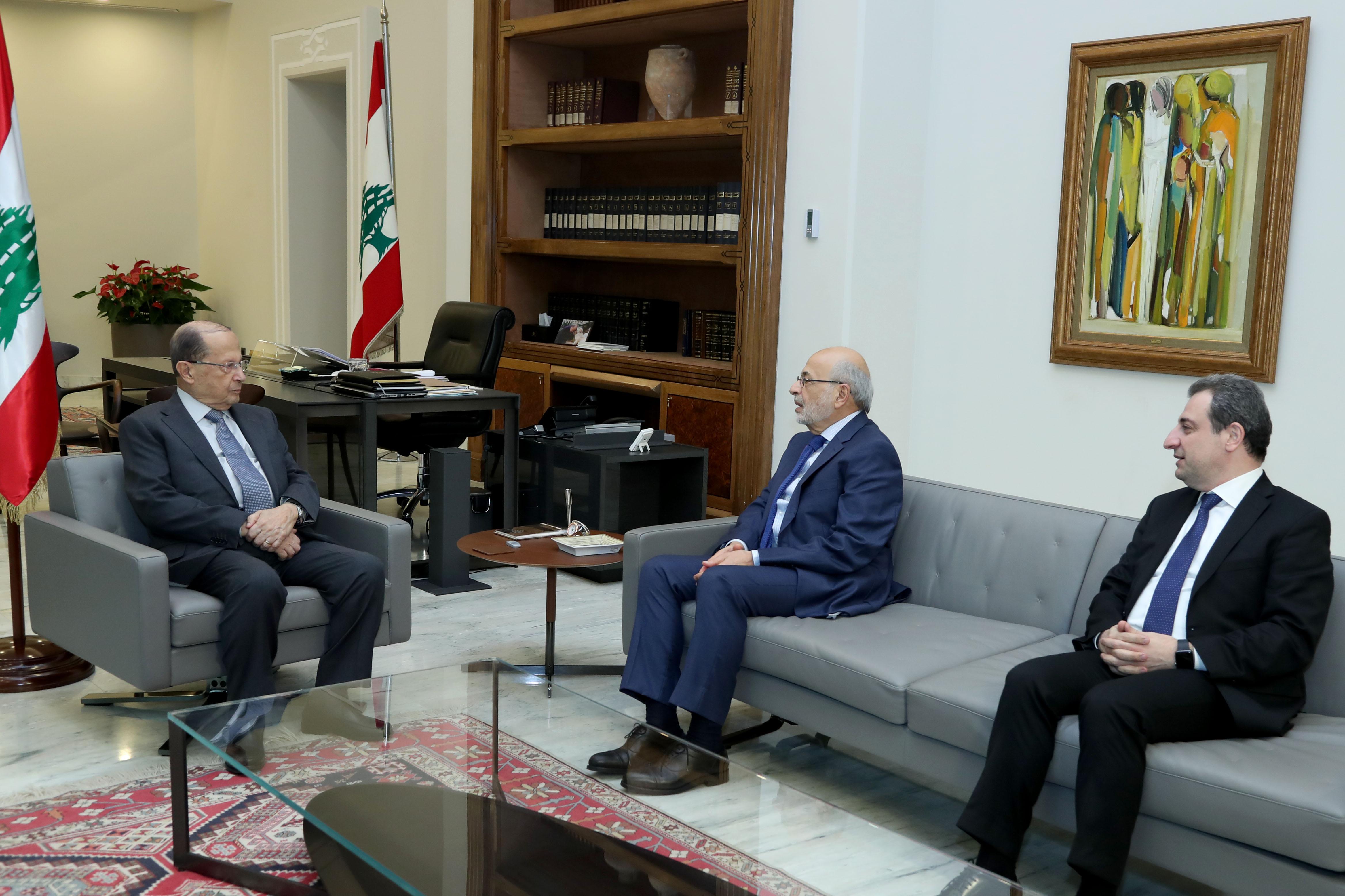 Min Akram Chehayeb And Wael Abou Faour