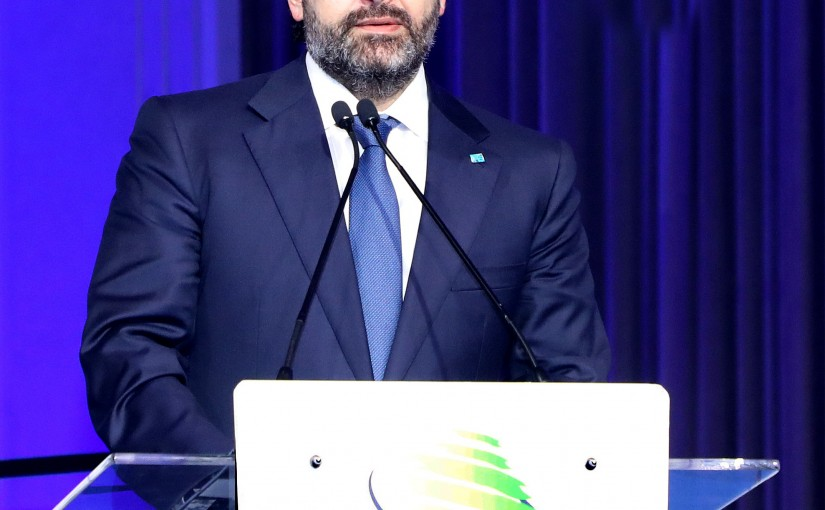 Pr Minister Saad Hariri Attends el Taef Events at Sea Side