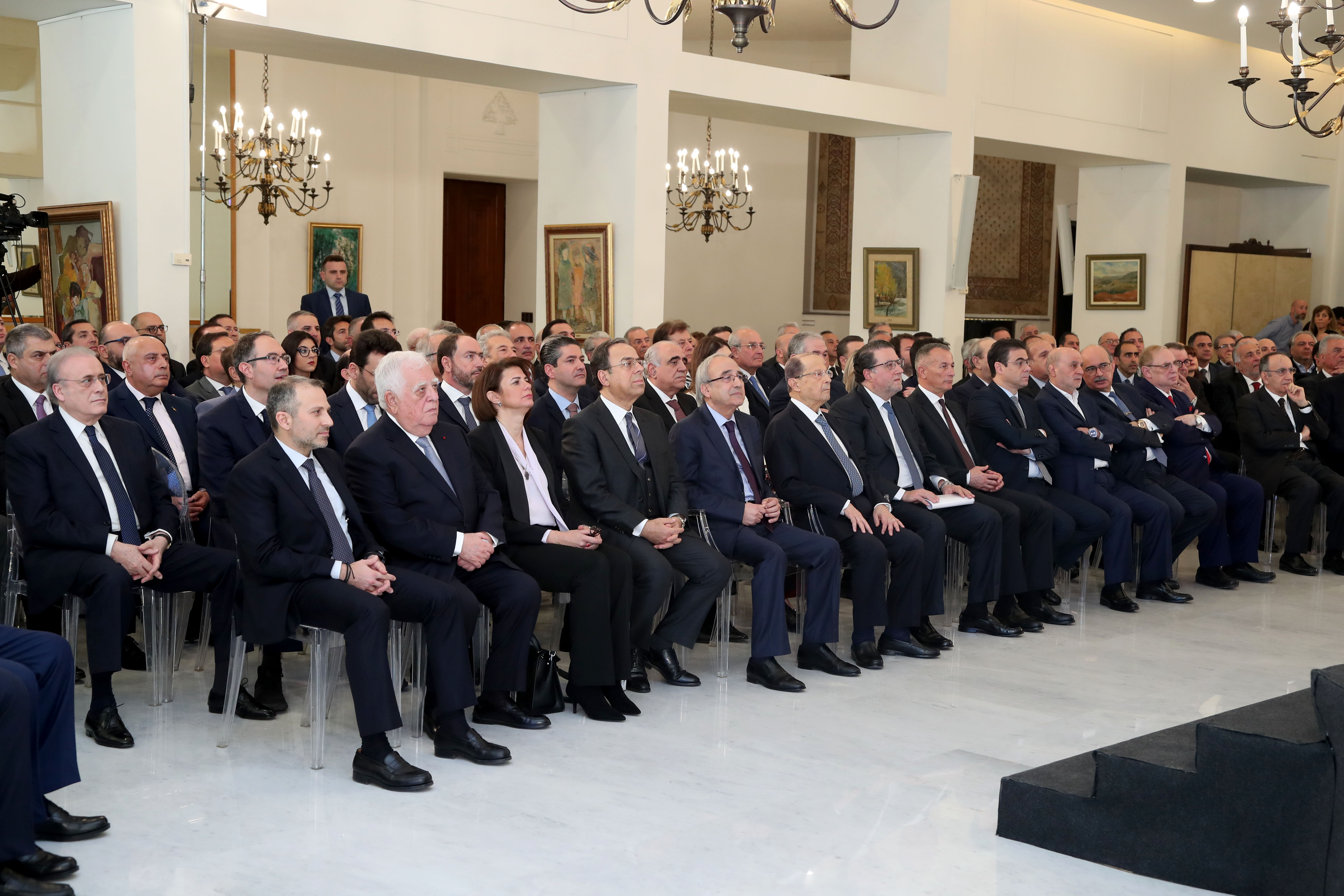 4 - Launch Of The National Campaign To Boost The Lebanese Economy 2