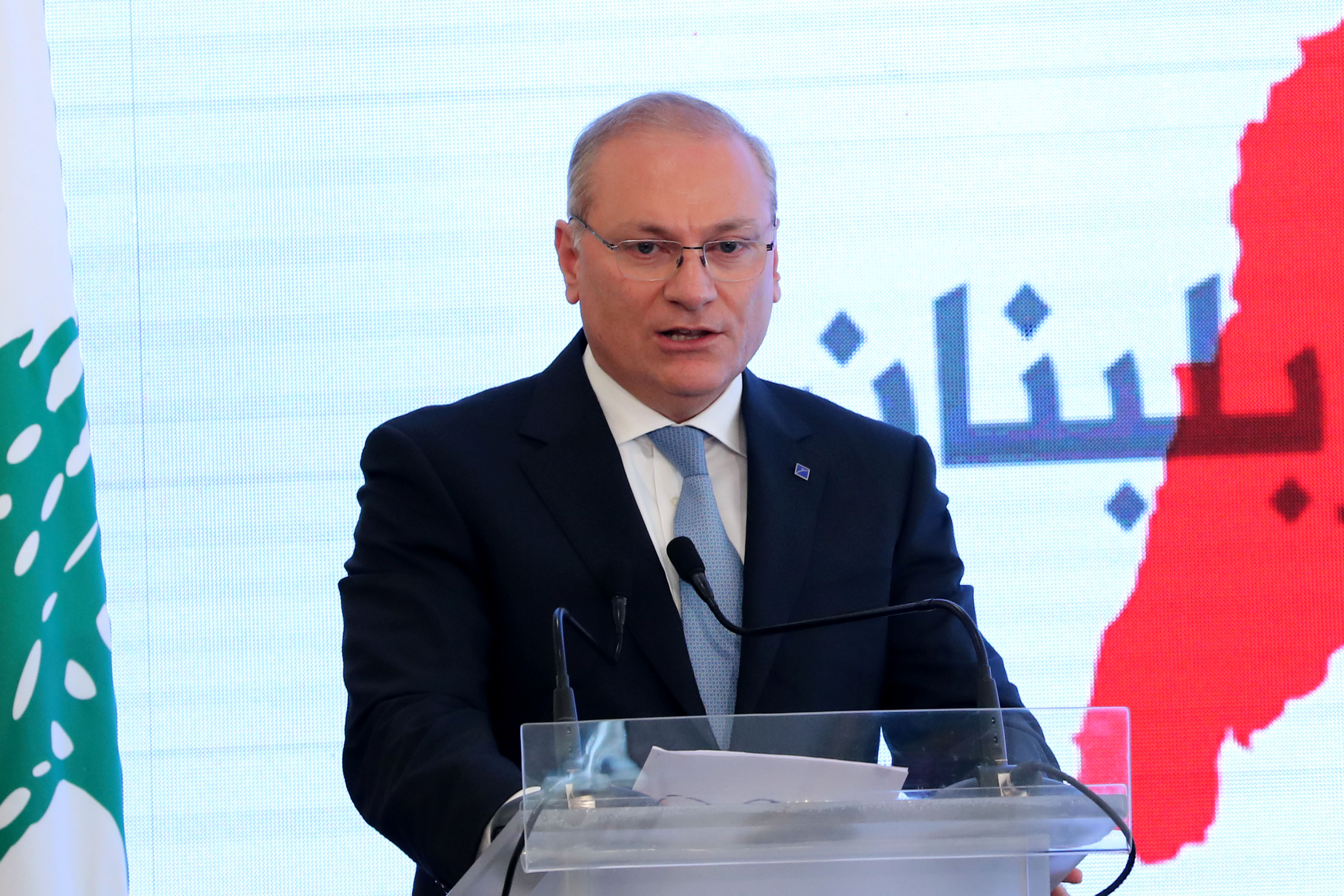 4 - Launch Of The National Campaign To Boost The Lebanese Economy 5