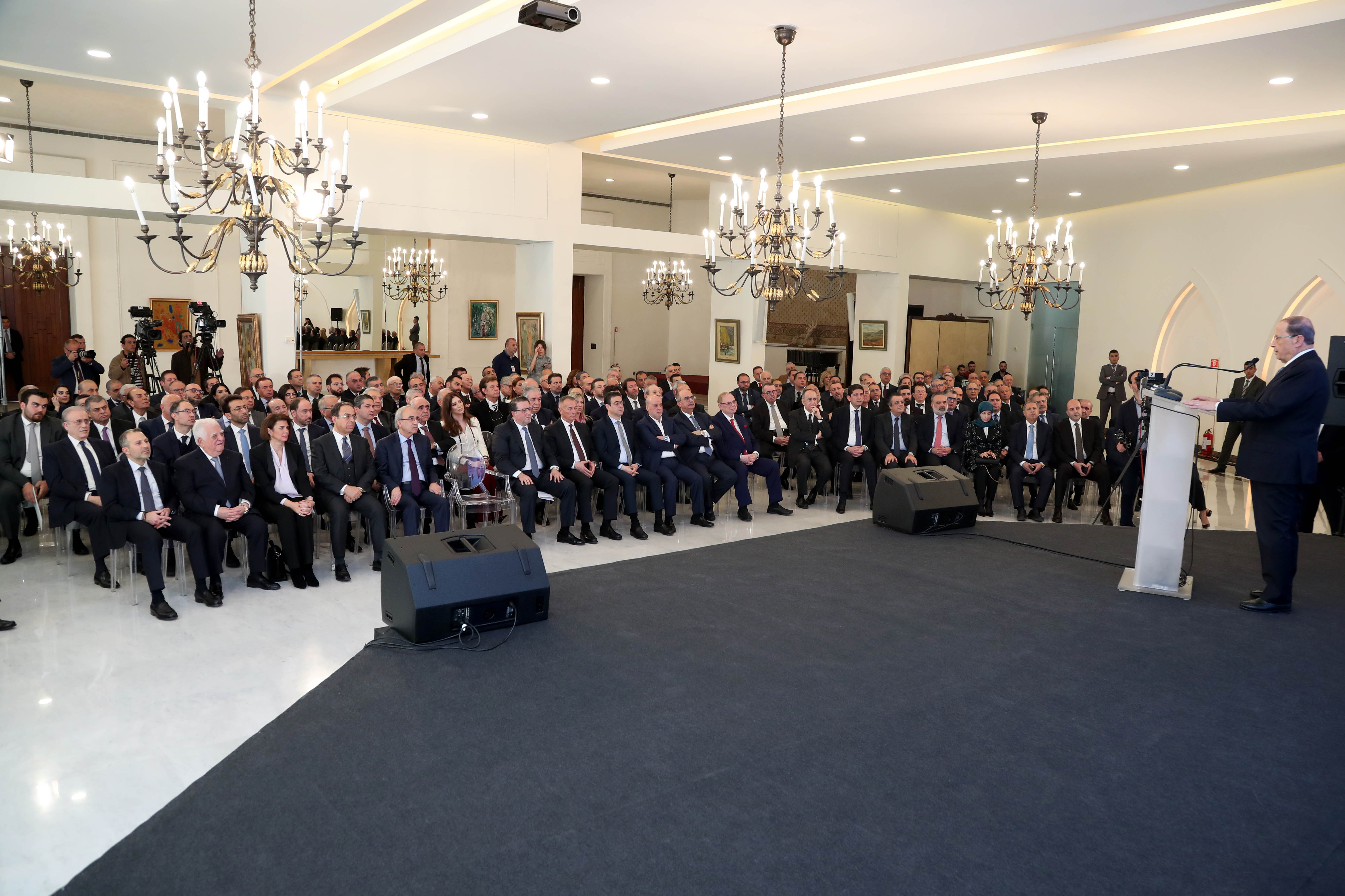 4 - Launch Of The National Campaign To Boost The Lebanese Economy 8