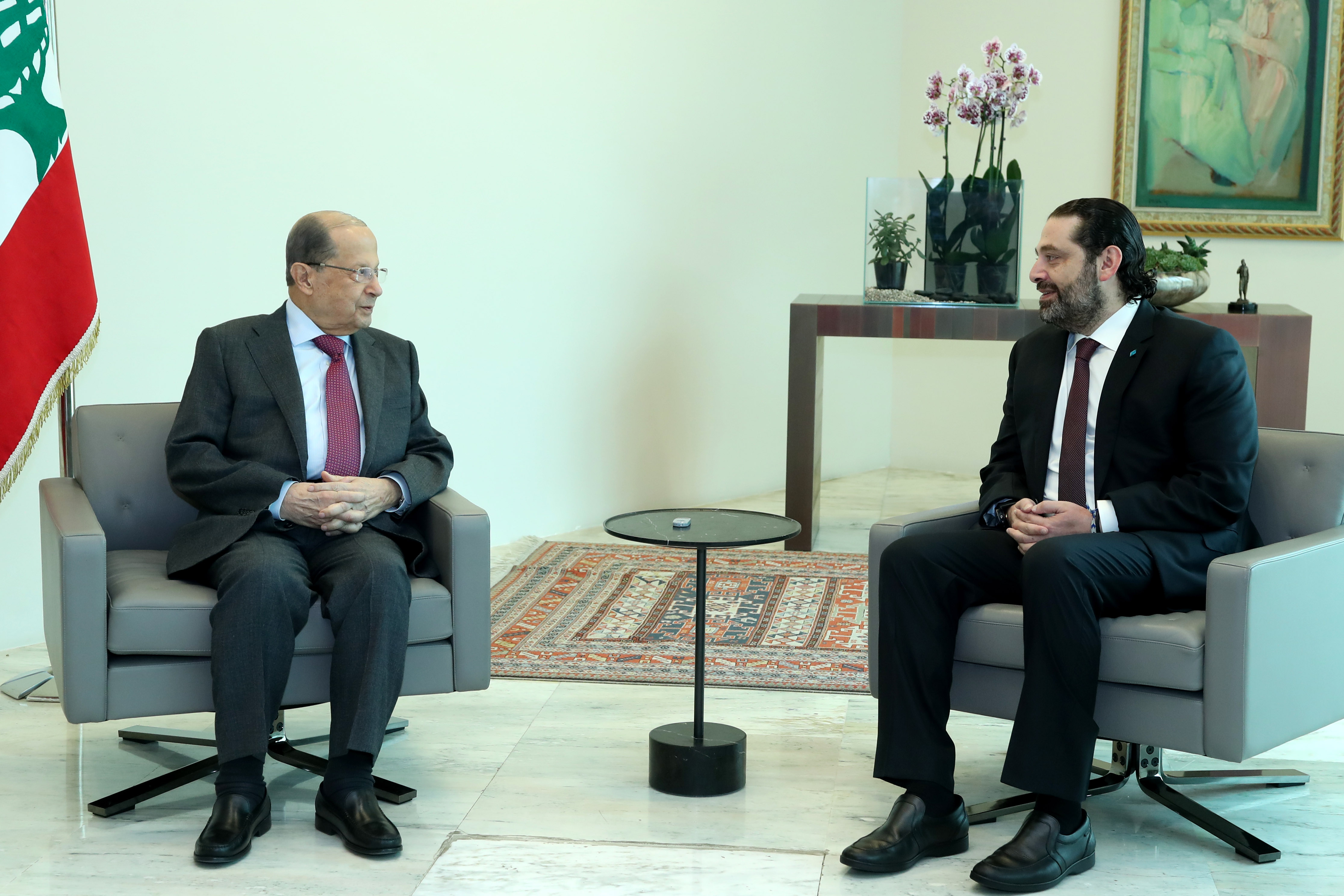 2 - Pr Minister Saad Hariri