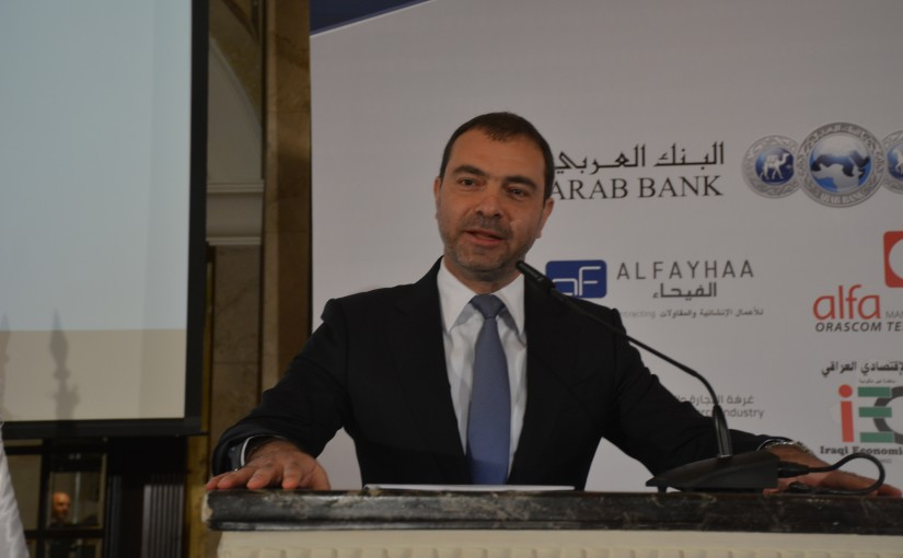 Conference for Lebanese Businessman at Phoenician Hotel