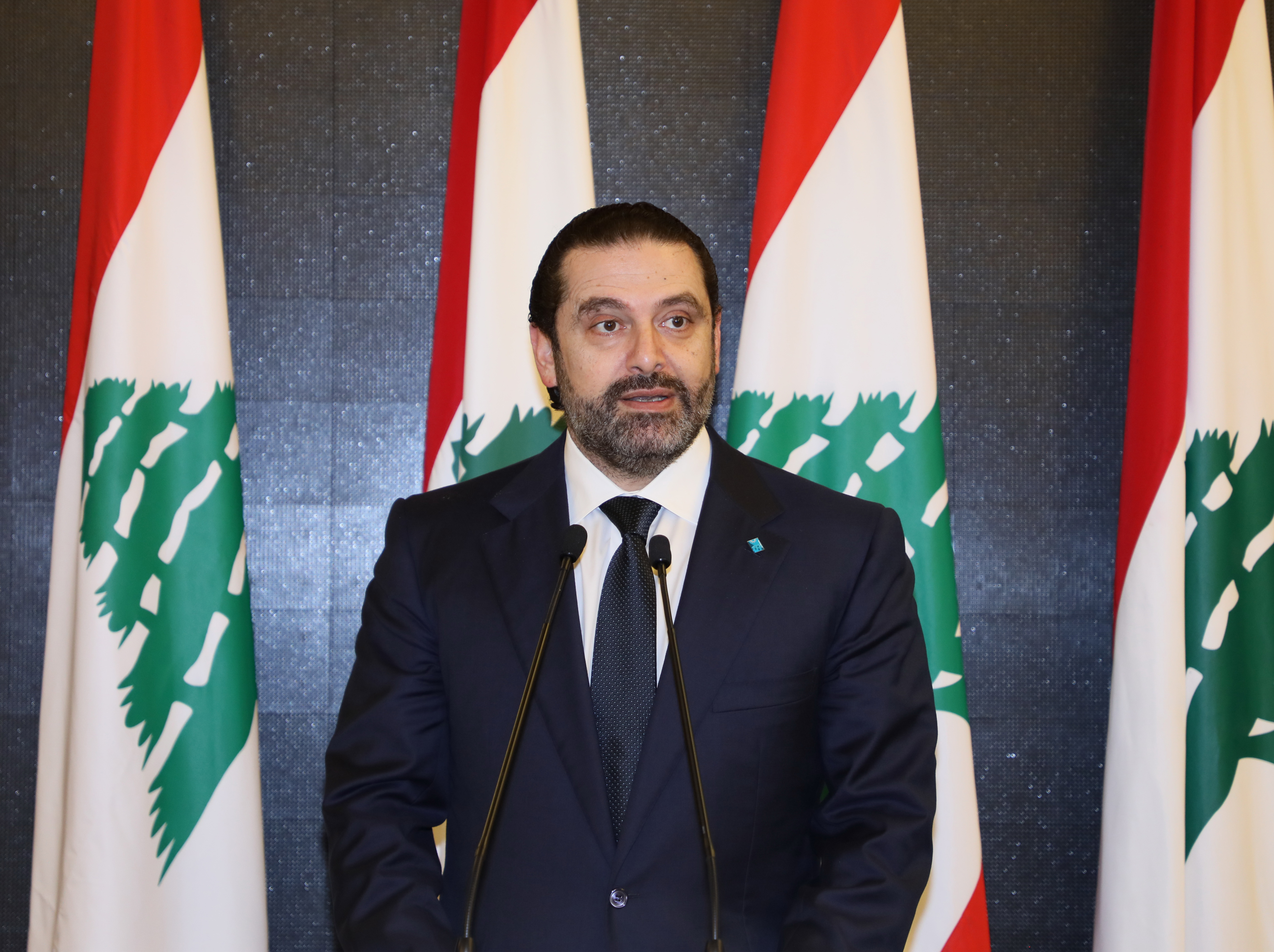 Pr Minister Saad Hariri Honors Mr Mouhamad el Saoudi 5
