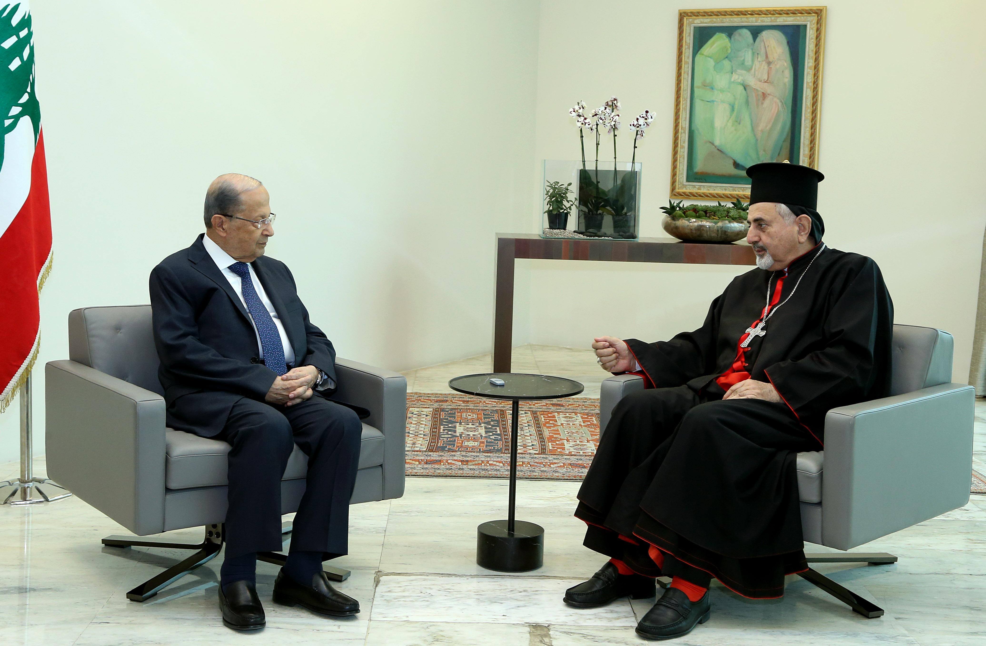 02 - Patriarch Mor Ignatius Youssef III Younan