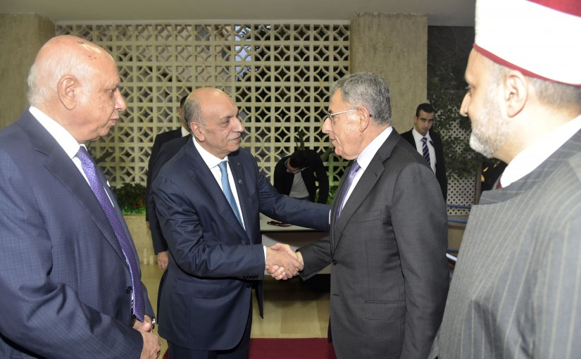 Iftar Hosted by  Mouhamad Khaled Institutions in Honors of Former Pr Minister Fouad Siniora