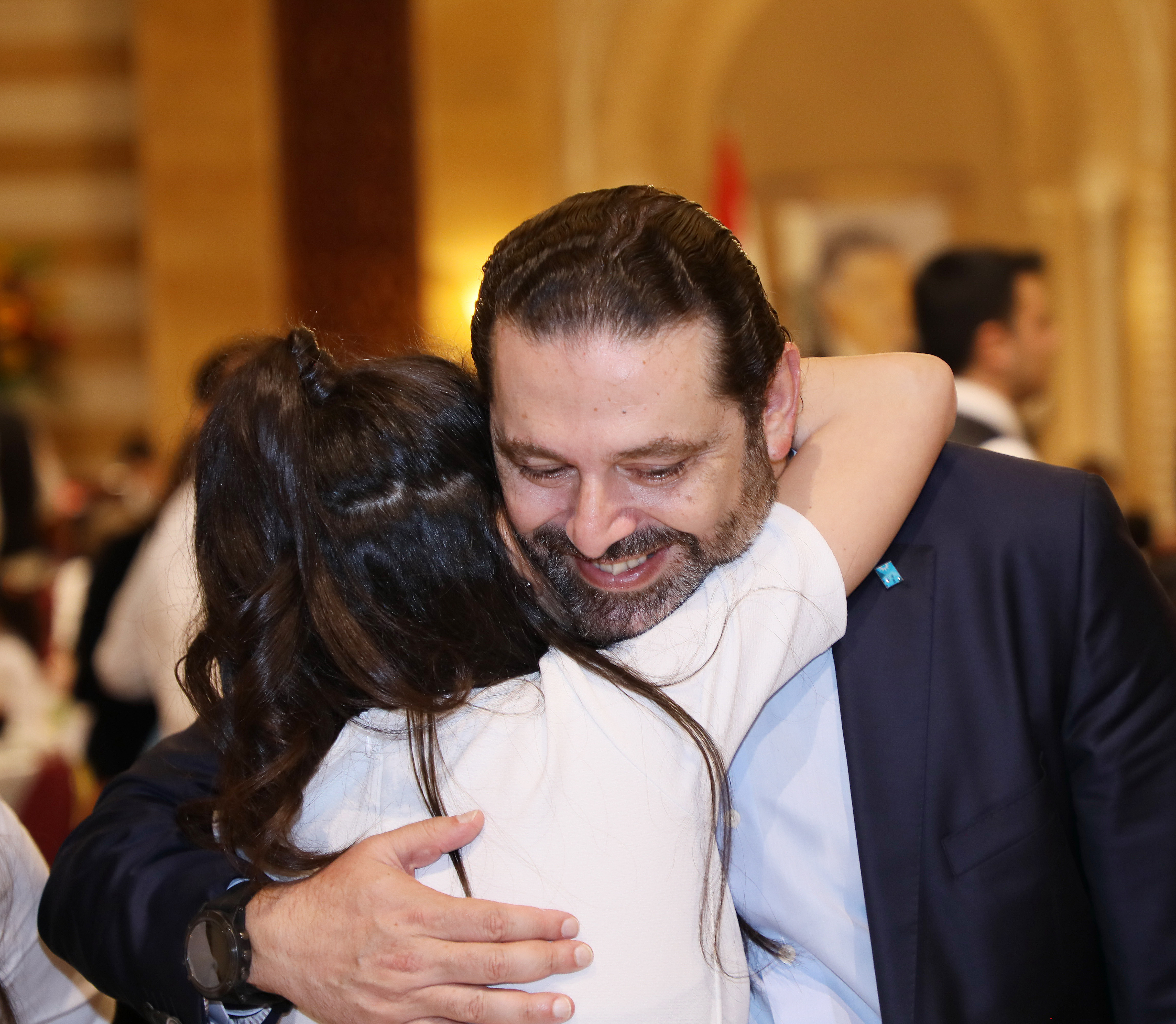 Iftar Hosted by Pr Minister Sad Hariri in Honors of a Delegation from Lebanese Orphanage Association 5