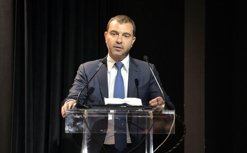 Workshop for Minister Adel Afyouni at ESA