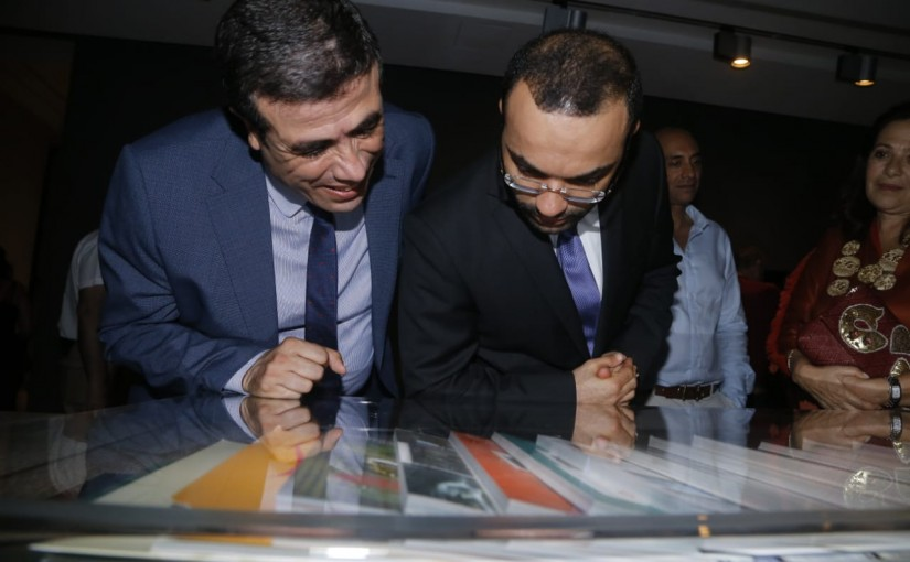 Tour for Minister Mouhamad Daoud Daoud at Monroe Hotel
