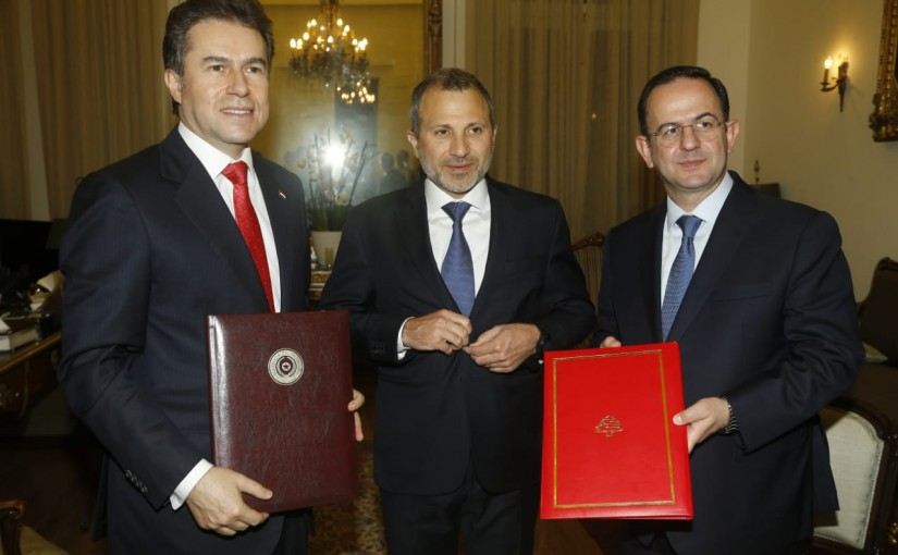Signing Agreements Between Minister of Tourism & Paraguay Minister of Foreign