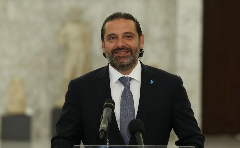 President Michel Aoun Meets Pr Minister Saad Hariri