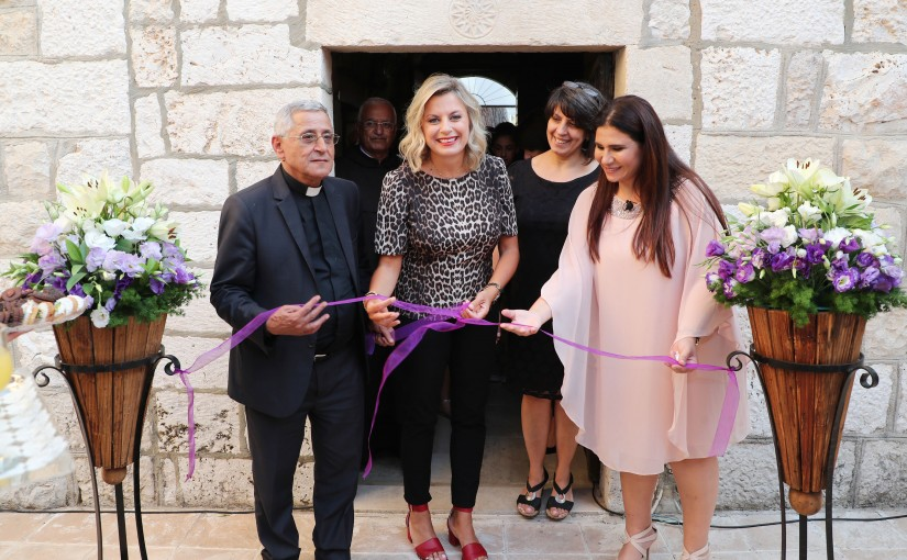 Closure Ceremony For Gebran Khalil Gebran Cultural Year in Kobayat Akkar